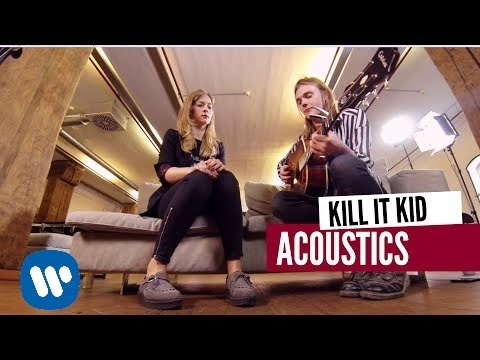 Kill It Kid - Caroline (Live & Acoustic)