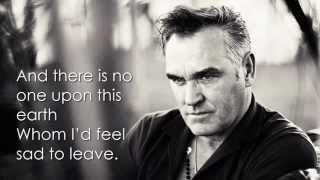 Morrissey - Mountjoy (Lyrics)