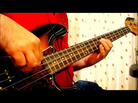 Procol Harum - A Whiter Shade Of Pale  Bass Cover