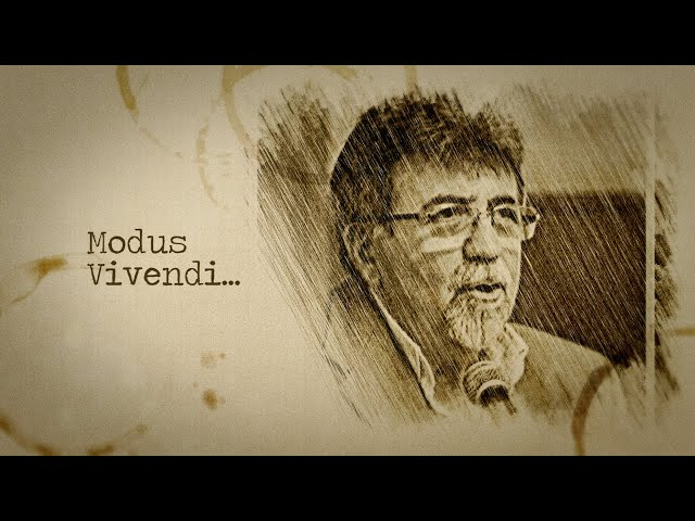 Kapa WebTV - ΖΩΝΤΑΝΗ ΜΕΤΑΔΟΣΗ - Modus Vivendi (#8)  με τον Ευγένιο Παπαδόπουλο