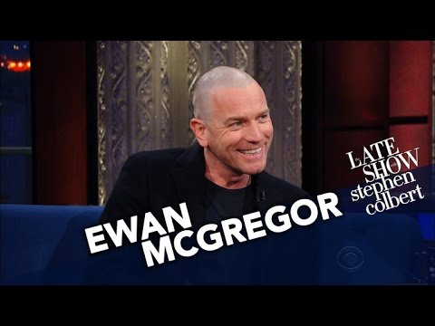 Thumbnail: Ewan McGregor Has A Four-Letter-Word For 'Beauty And The Beast' Haters