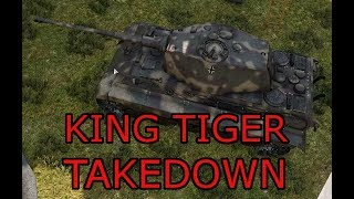 King Tiger Takedown: Arma 3 Zeus 506th Iron Front Behind Enemy Lines Operation Part 3B