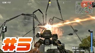 Earth Defense Force - Insect Armageddon [PC] part 5 (chapter 1 mission 5)