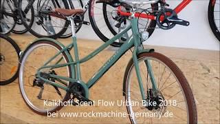 Kalkhoff Scent Flow Urban Bike 2018