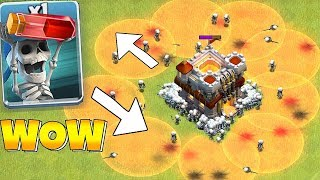 """ALL SKELETONS💰 3 STAR YOU BRO!!🤬""""Clash Of Clans"""" Most LOOT ivE EVER LOST!"""