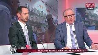 Public Sénat : Quel est le vrai prix des médicaments ?