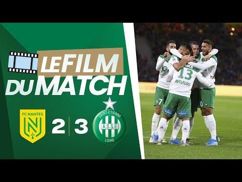 Nantes 2-3 ASSE : Le Film Du Match