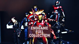 AVENGERS ENDGAME SH FIGUARTS | What's Available Now!