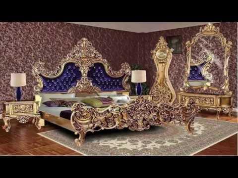 Chinioti Bed Design Youtube