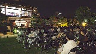 「第19回香風園観月会」開幕・15日日曜日までの5日間開催