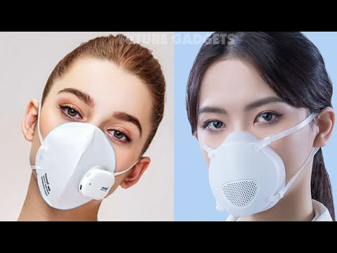 10 Best Smart Mask Electric Professional Respirator For Virus Protection 2020