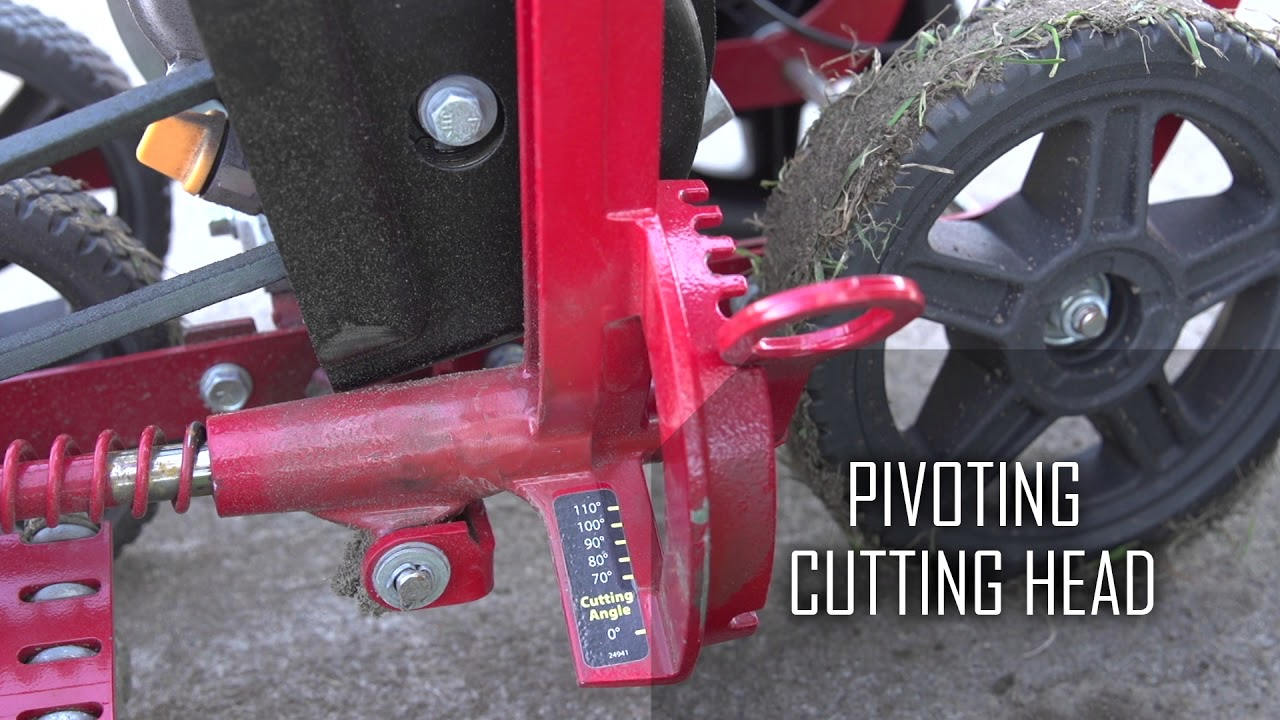 Walk-Behind Edger Buyer's Guide - How to Pick the Perfect