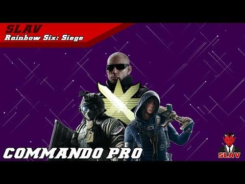 Rainbow Six: Siege - Commando Pro