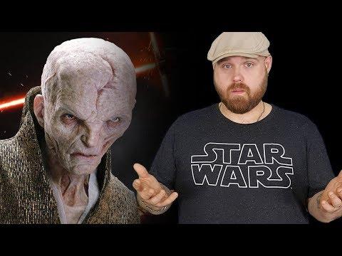 Supreme Leader Snoke Identity Explained(Spoilers)