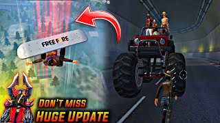 Huge Ob22 Update - All New Upcoming Secret With Full Details - Don't Miss - Garena Free Fire
