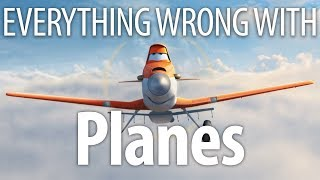 Everything Wrong With Planes In 15 Minutes Or Less
