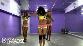 Видео уроки танцев – Go Go. Часть 4. [Школа Go-Go танцев Dance Paradise]