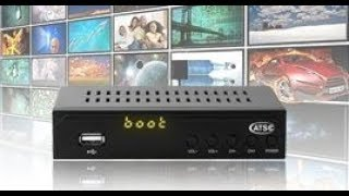 Leelbox Digital Converter Box Unboxing
