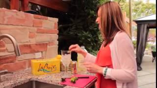 Deborah's Lacroix Lemonade Mocktail Recipe