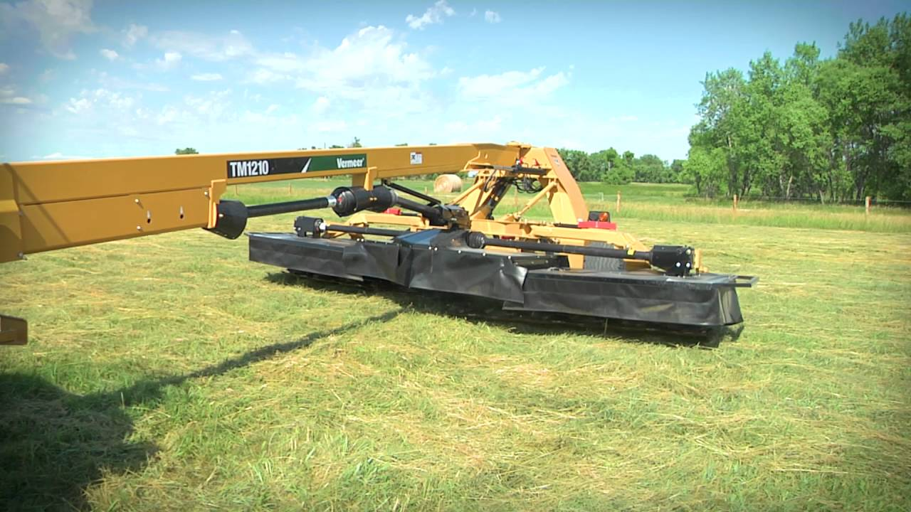 Trailed Mowers | Equipment | Vermeer