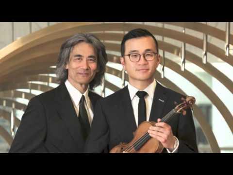 Andrew Wan, OSM, Kent Nagano / Saint-Saëns : Concerto pour violon n°2