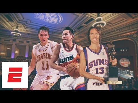 Steve Nash's best moments | 2018 Basketball Hall of Fame Class | ESPN