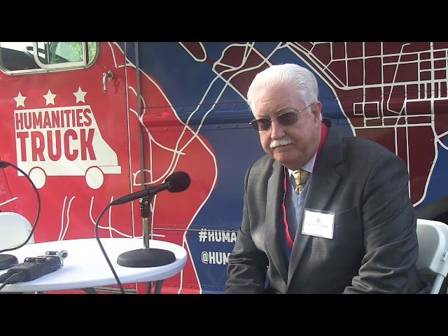 Humanities Truck | Class of 1968 | Gilbert Donahue
