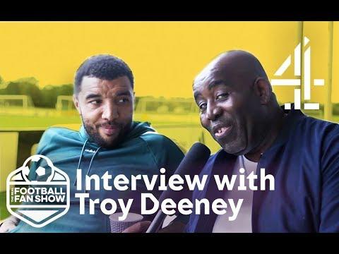Robbie Lyle Interviews Troy Deeney: Watford Legend | The Real Football Fan Show