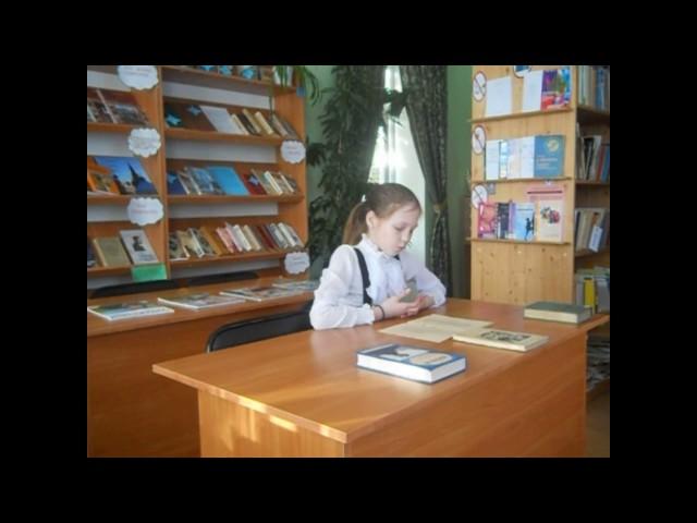 Изображение предпросмотра прочтения – АннаИванова читает отрывок изпроизведения «Мороз, Красный нос» Н.А.Некрасова