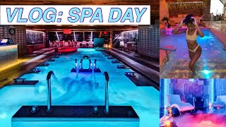A DAY AT THE SPA: PREMIER 57 NYC