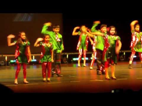 Gurus of Dance Nov 2010 - Anjana Anjani Song in HD