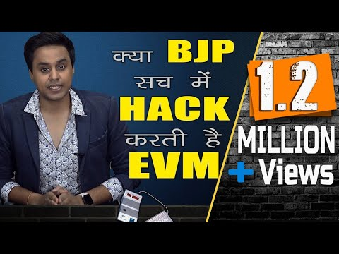 The truth behind EVM hacking controversy | RJ Raunac | Latest 2019