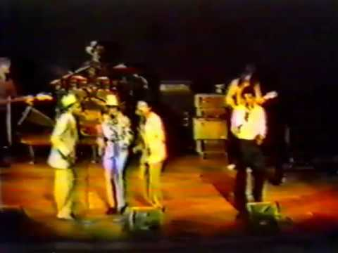 "THE MARCELS ""Heartaches""/""Blue Moon"" - Live - 1980"