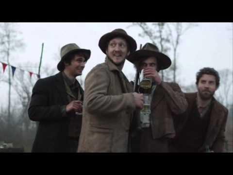 Hatfields & McCoys - 'Right on the goldang head'