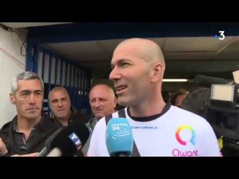 Zidane et l'OM