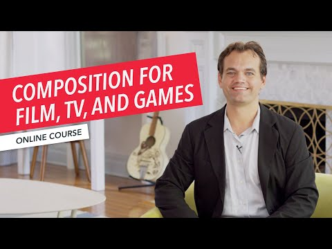 Music Composition for Film, TV, and Games Capstone | Course Overview | Ben Newhouse | Berklee Online