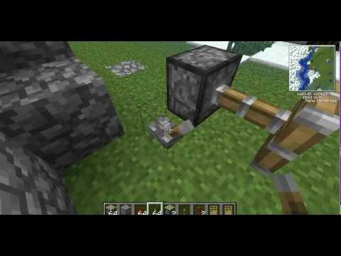 how to make cobblestone gate