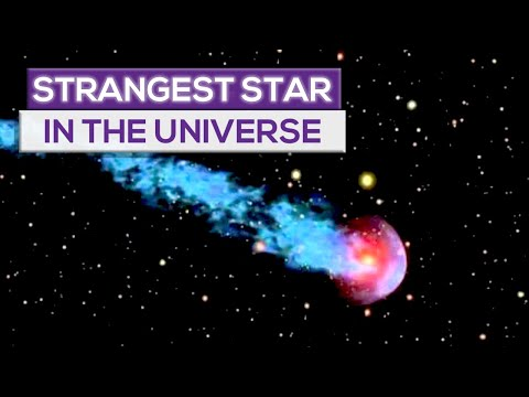 The Strangest Star In The Universe!