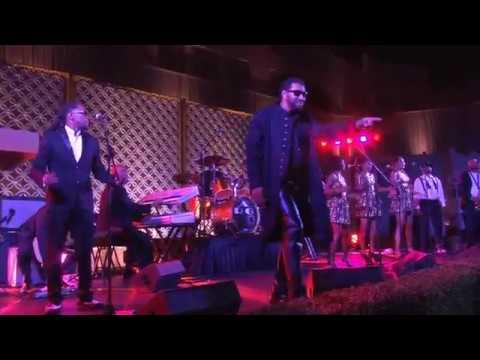 Lionel Richie tribute by Willie Green
