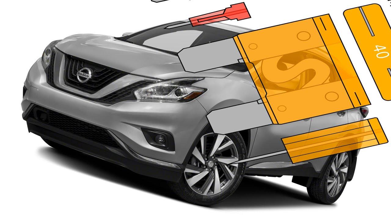 Fuse Box Nissan Murano Exterior
