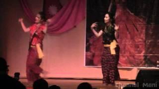 Tiharai Ayo, Nepali Dance ( Miss UK Nepal 2010)
