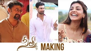 Sita Movie Making Video | Teja | Sai Sreenivas Bellamkonda, Kajal Aggarwal | Anup Rubens