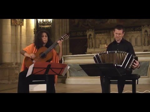 Gaëlle Solal & Jérémy Vannereau plays Libertango by Astor Piazzolla