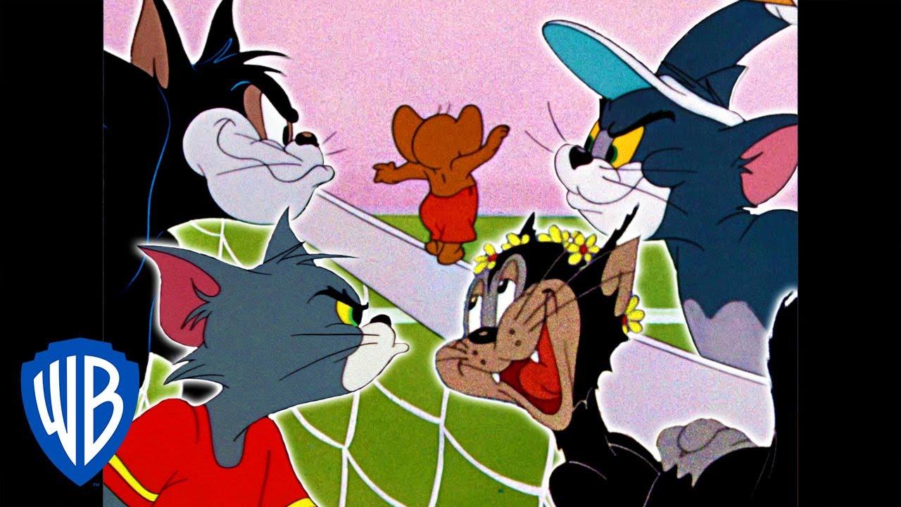 Tom & Jerry   Tom vs. Butch!   Classic Cartoon Compilation   WB Kids