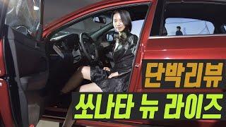 2017 현대 쏘나타 뉴 라이즈 출시 (Hyundai Sonata facelift) with 한상기, 김학수 기자