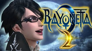 Super Best Friends Play Bayonetta 2!