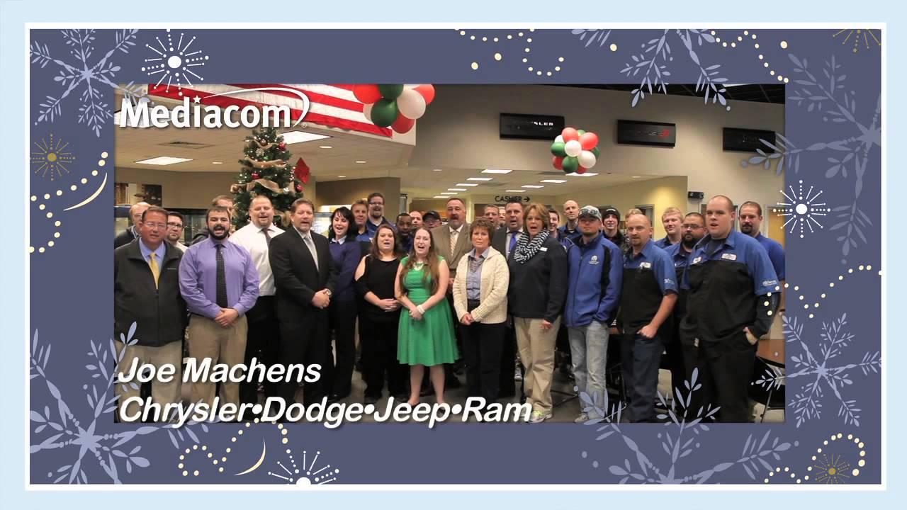 2014 Happy Holidays From Joe Machens Chrysler Dodge Jeep