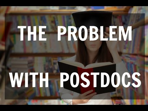 The Problem With Postdocs and Science Academia (aka Should I Get A PhD?)