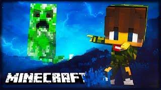Minecraft: NAJWIĘKSZY BOSS JAKIEGO WIDZIAŁEŚ (Zabija nawet na GM1) - Maxi & Mini [#2]