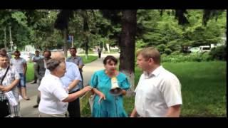 Ставище мітинг проти корупціїї місцевої влади3(, 2014-07-19T08:23:46.000Z)
